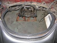 '78 convertible clutch job