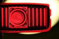 Barndoor Brake Light Lens