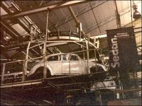 Mexican Beetle on the Assembly Line