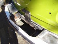 Euro Market Westfalia spare tire mounting details