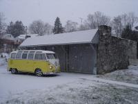 Splittie Snow Pic
