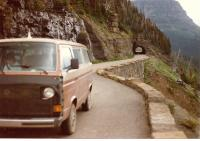 Going-to-the-Sun Road, 1986
