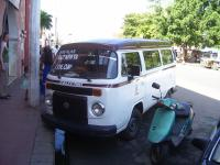 VW Collectivo in the Yucatan