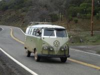 Shasta Snow Trip 2010