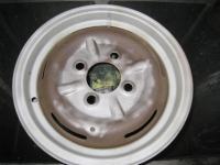 "C Borrani ""Bimetal"" racing wheels 4.5 X 15"