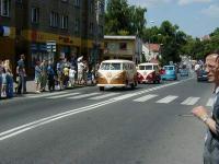 Polish bulli army in the VW show Sztum 2002