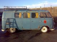barndoor kombi with rack