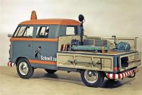 VW dealer breakdown truck