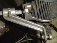 Carb linkage with DTM