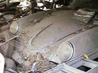 Porsche find