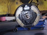 Super Beetle front brakes