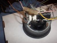 Late model vert speedo wiring