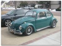 1967 Beetle on Brms