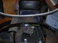 restored wolf bumper blades
