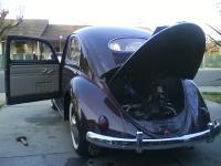 Old Volks Mark's 1954 Beetle