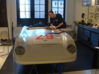 Rometsch Porsche Race Car  - Prototyp