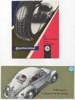 1958 beetle Brochures