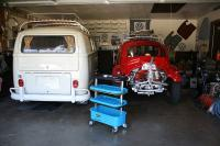 Garage with Assistent