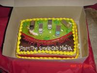 Single Cab Mafia Kicking it for Sam's Birthday