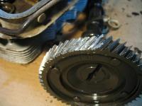 Cam Gear Failure