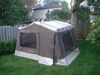 westfalia side tent