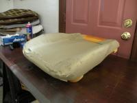 Vanagon Seat Foam