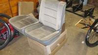rear facing seat project