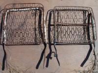 Seat Backrest Comparison