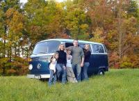 Klaussinator's custom `73 hardtop camper