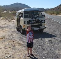 road to san felipe