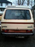 1980 Vanagon Westie - to restore or ignore?