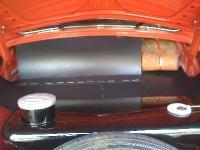 oval trunk liner