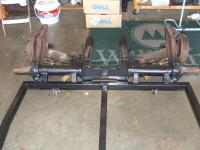 Frame, Chassis, Square Tube