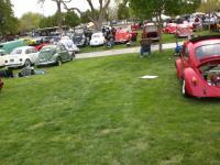 VWs Invade the Dam show 2010