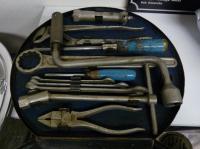 "16"" Hazet Tool Box"