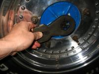 rear axle nut remover