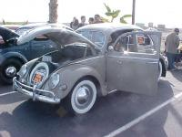 57 Beetle sedan