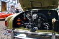 Vintage Speed Engine