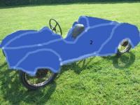VW Monoposto (Split-Window Bug forum feature car)