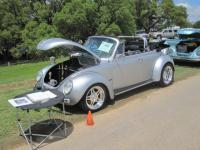 Convertibles at the Texas Classic
