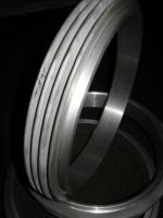 Alu dcooling rings for PreA