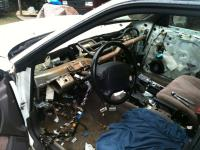 subaru donor dash removal