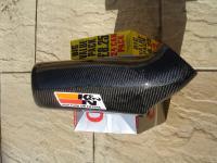Carbon Fibre Air Box