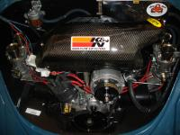 Custom Carbon Fibre Airbox