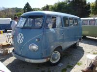 Original '57 Kombi - Dove Blue