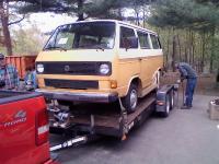 1982 Vanagon L Diesel