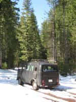 Cascades in Oregon