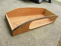 """Tin Top"" upper cabinet for late bay Westfalia"