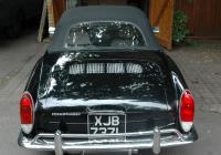 Stolen in the UK- Black 71 Ghia