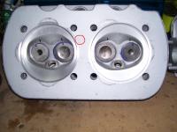 Rebuilt cylinder heads!